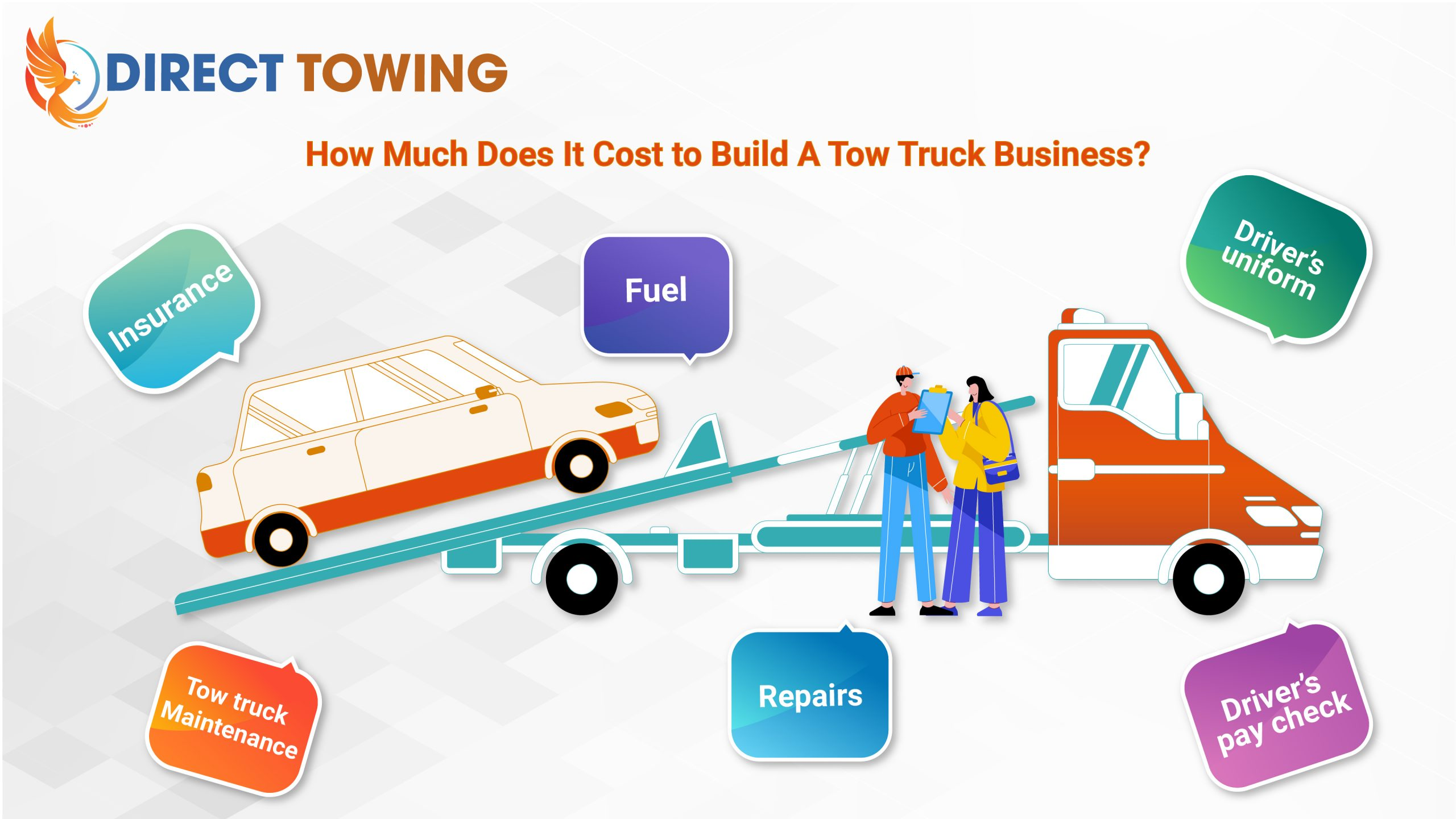 How Much Does It Cost to Build A Tow Truck Business?
